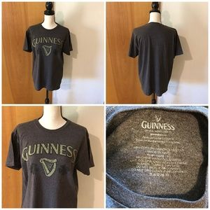 Guinness Brand Graphic Tee
